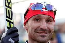 Běžec na lyžích Jiří Magál je nominován v kategorii Krajánek