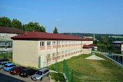 Základní škola na ulici Boženy Němcové v Zábřehu prochází zateplením