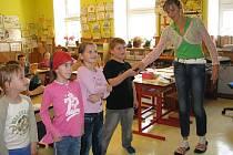 Škola v Hrabové na Šumpersku