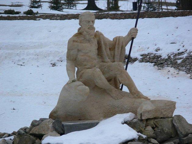 Loučenský park