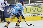 Petr Čajánek v akci