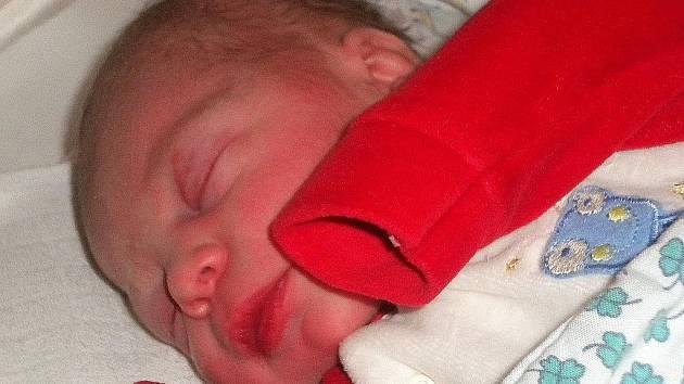 Valentýnka, první dítě ze šumperského babyboxu