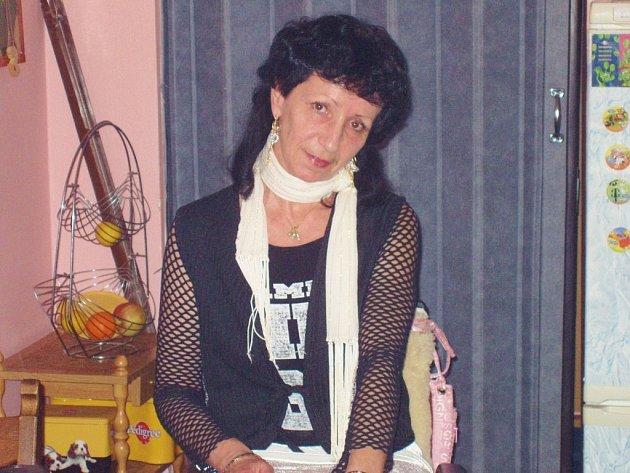Anna Kašná ze Šumperku.