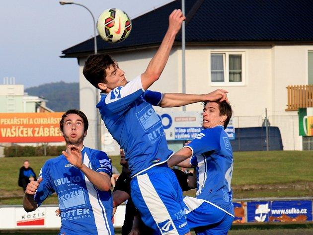 FC Dolany – SK SULKO Zábřeh. Ilustrační foto