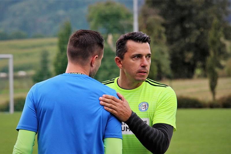 Fotbalisté Rapotína porazili v derby sousední Velké Losiny