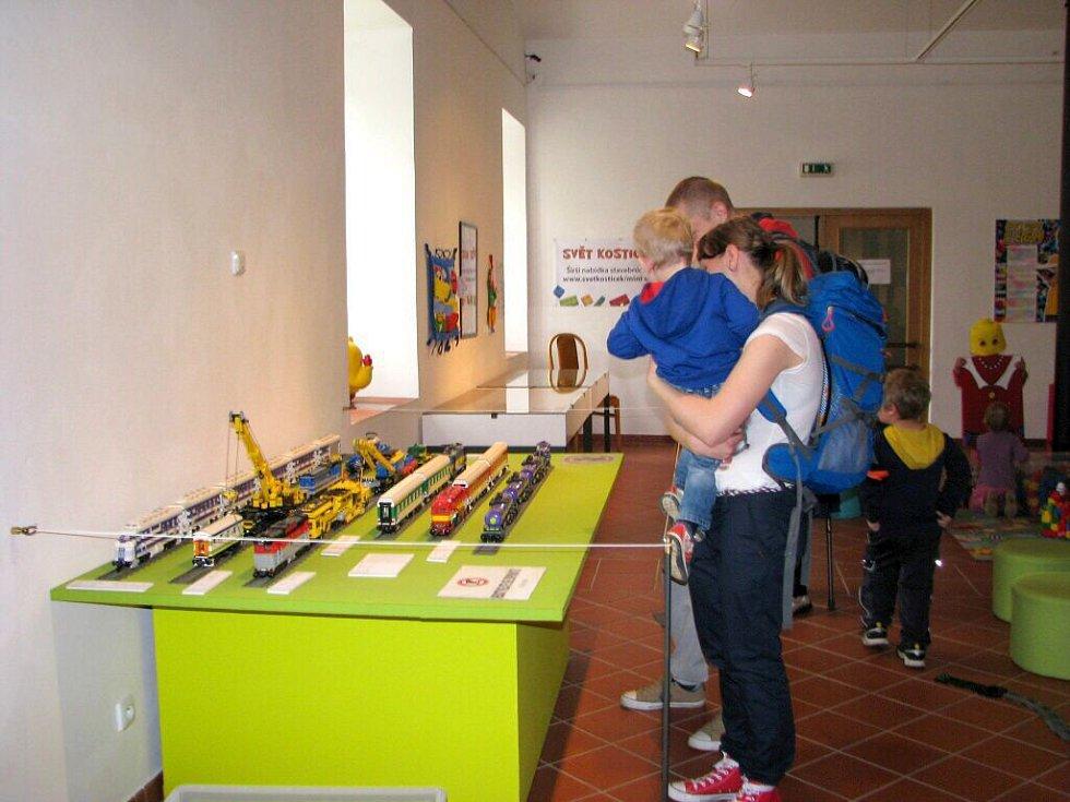 Svět lega v šumperském muzeu