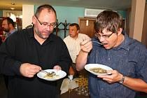 Ve středu 15. června byl v šumperské restauraci Černý Havran odstartován gastronomický festival Chuť Jeseníků
