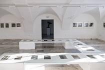 Výstava Luďka Vojtěchovského nazvaná Černobílé světy II