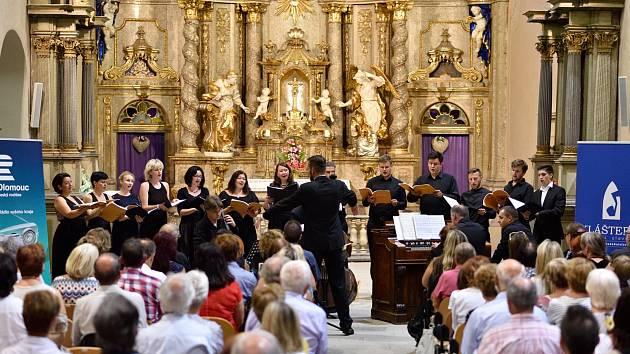 Loňský ročník oblíbeného hudebního festivalu v klášterním kostele v Šumperku.