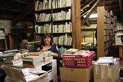 Jesenická knihovna se roky potýká s nevyhovujícími prostorami.