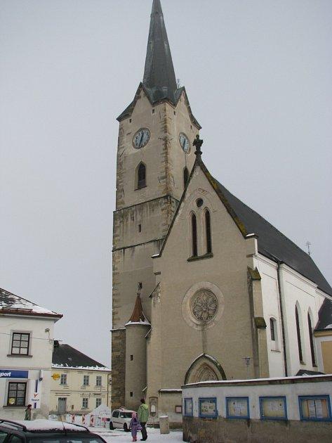Věž kostela svatého Tomáše z Canterbury v Mohelnici projde opravou krovů a střešní krytiny.Uvnitř věže také vznikne vyhlídková plošina, která se stane další turistickou atrakcí.