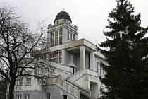 Kostel v Hrabové