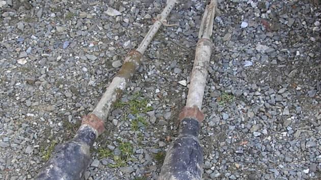 Nálezy staré munice jsou na Šumpersku časté.