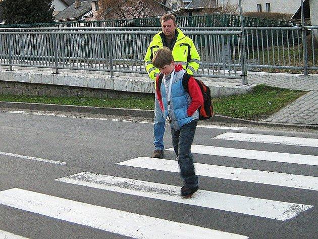 Ochránce dětí Václav Heralt v akci
