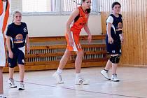 Snímky z utkání minižaček Šumperku a Olomouce
