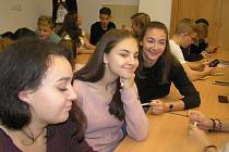 Studenti - ilustrační foto