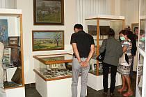 Vernisáž výstavy Umělci našeho kraje