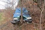 Nehoda mezi Šumperkem a Hrabenovem