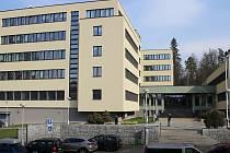 Budova IPOS v Jeseníku.