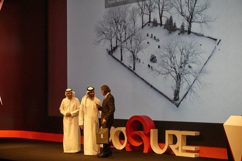 Jesenický fotograf Tomáš Neuwirth na fotografické soutěži v Dubaji.
