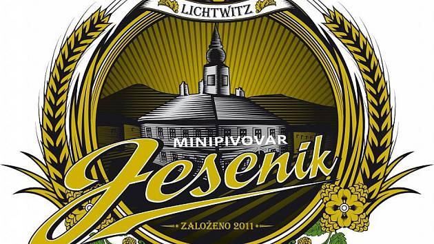 Logo minipivovaru v Jeseníku