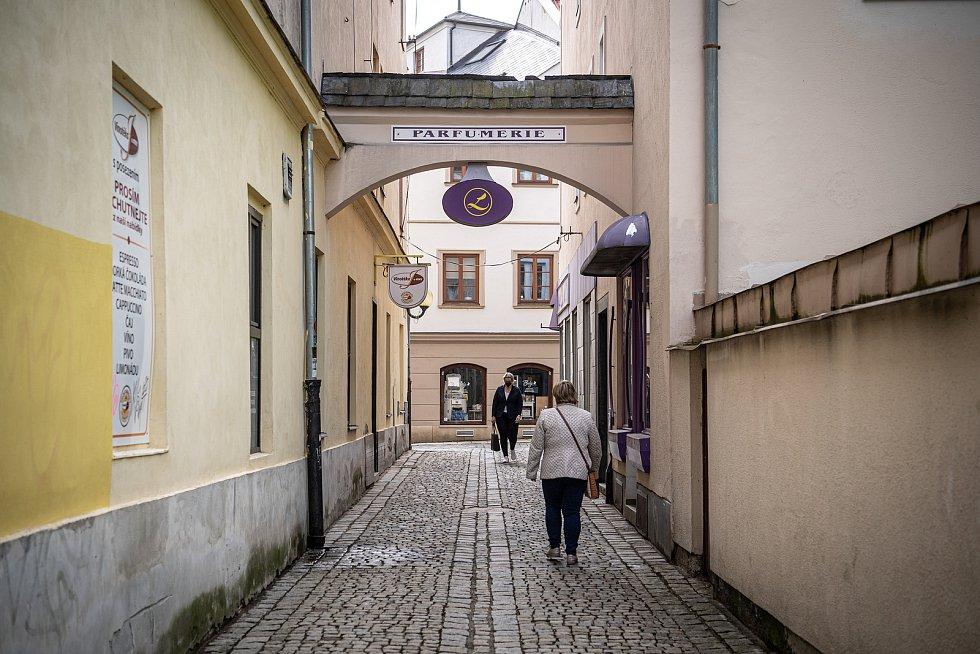 Město Šumperk, 30. března 2021.