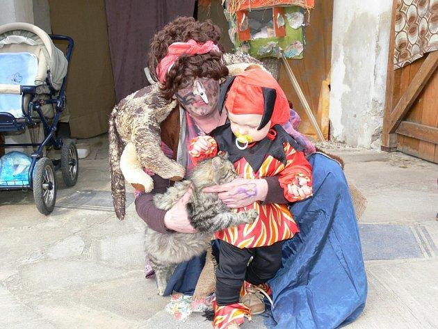 V Úsově měly sraz čarodejnice.