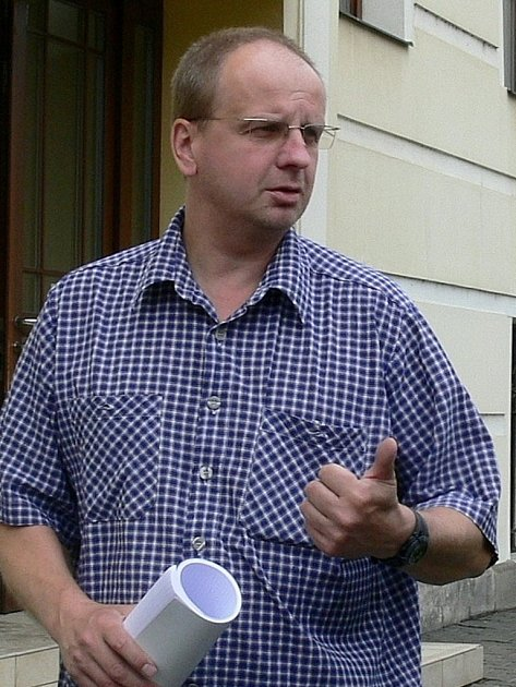 Ivan Vavřík.