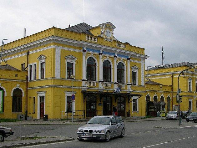 Šumperské nádraží (ilustrační foto)