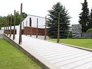 Sídlo městské pohřební služby v Jeseníku