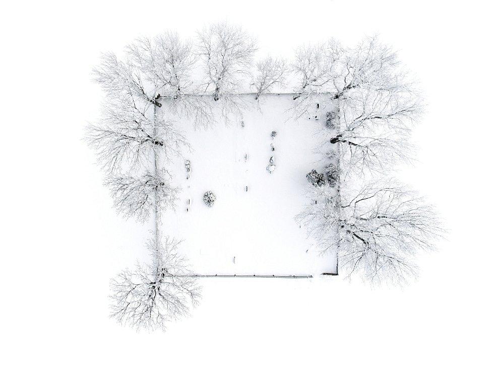 Snímek jesenického fotografa Tomáše Neuwirtha, s nímž uspěl na mezinárodních soutěžích.