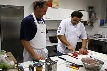 Kurz vaření v Zábřehu byl ve středu 9. listopadu zaměřen na thajskou kuchyni