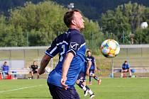 Fotbal Zábřeh. Ilustrační foto