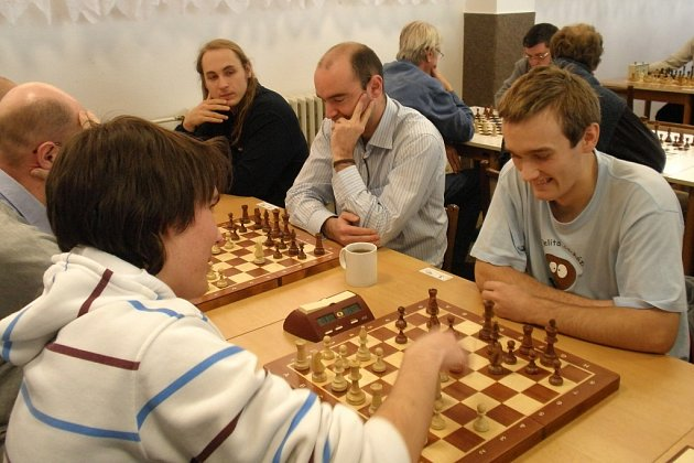 Zleva: Robert Cvek, Radek Kalod, Štěpán Žilka.