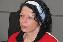 Vladimíra Nebúrková z Mikulovic před soudem