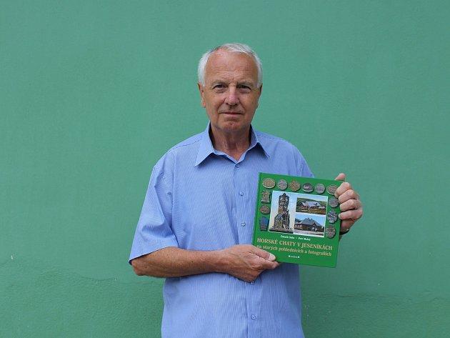 Petr Možný, spoluautor knihy Horské chaty v Jeseníkách.