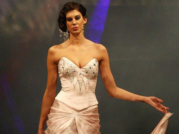 Miss České republiky Aneta Vignerová bude hvězdou mohelnické módní přehlídky