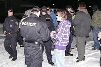 Policisté kontrolovali na Jesenicku mladistvé, zda požili alkohol