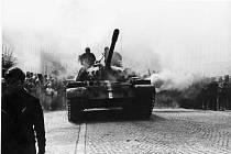 Šumpersko obsadila v srpnu 1968 polská armáda. První polské tanky se v Šumperku objevily 21. srpna nad ránem. Do centra se ale nedostaly. Zastavil je dav lidí, který se shromáždil u hotelu Grand.