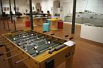 Retrogaming - výstava v šumperském muzeu