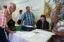 Z veřejného jednání o projektu bioplynové stanice v Rapotíně