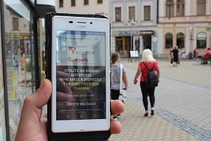 Centrum Šumperka pokrývá veřejná Wi-Fi.