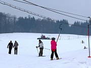 Do jednoho z nejmodernějších lyžařských areálů v Jeseníkách, kterým je K3Sport v Koutech nad Desnou, se v sobotu sjížděli návštěvníci z celé republiky i sousedního Polska.