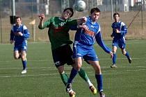 Snímky z utkání zálohy HFK Olomouc s Oskavou