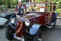Tatra 12 nejlíbivější vůz