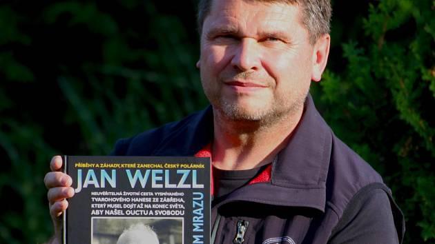 Znovu po stopách Jana Eskymo Welzla se vydal zábřežský filmař Martin Strouhal (na snímku).