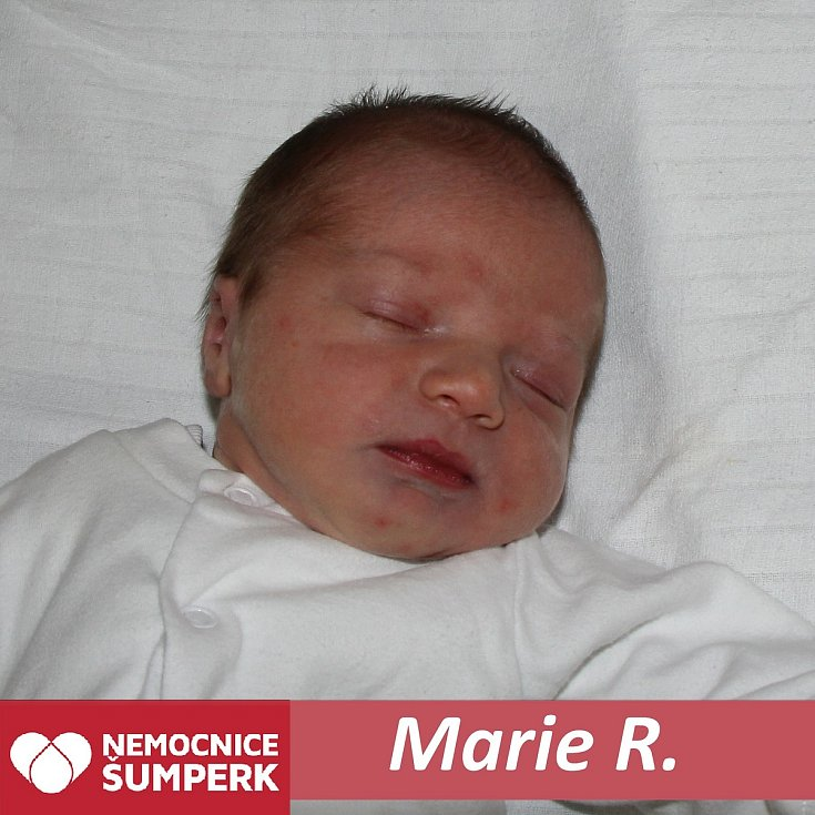 Marie R.Šumperk