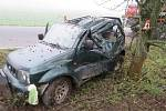 Nehoda mezi obcemi Zábřeh a Nemile