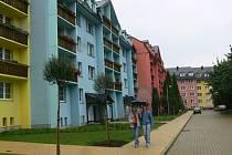 Na dokončení rekonstrukce panelového sídliště vydá Rapotín letos dvacet milionů korun.