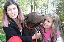 Fenka Deli majitelky Kateřiny Reové ze Sudkova vyhrála v internetovém projektu Můj hrdina